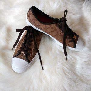 Coach Empire Low Top Sneakers